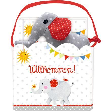 COPPENRATH Geschenkset Willkommen - BabyGlück