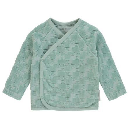 noppies Cardigan Tallilah grey mint