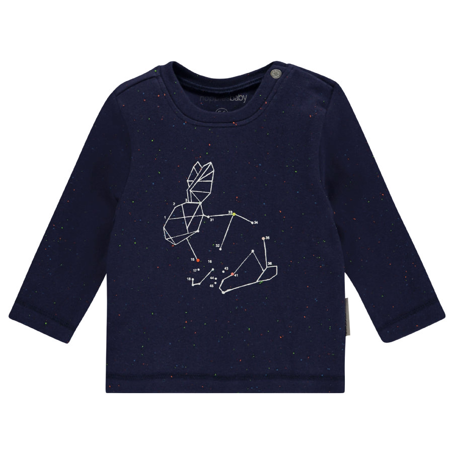 noppies Overhemd met lange mouwen Tiziano Midnightnight Blue