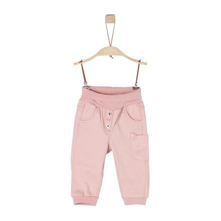 s.Oliver Jenter støvete rosa bukser