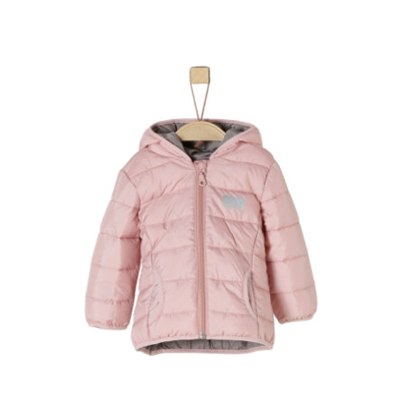 s.Oliver Girls Jacke light pink