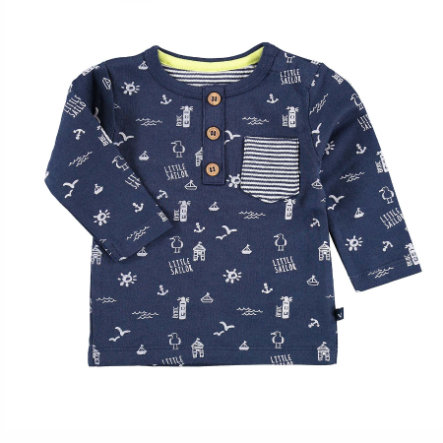 STACCATO Boys Chemise manches longues soft marine