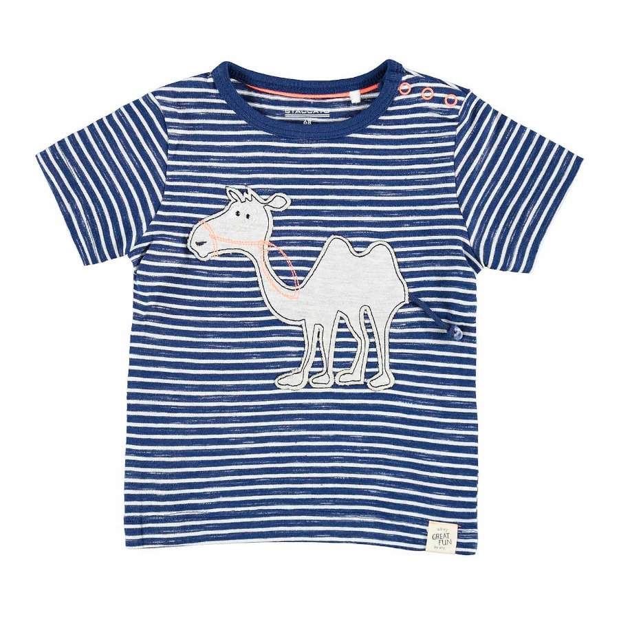 STACCATO Boys T-Shirt Strip inkt