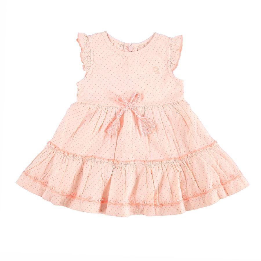 STACCATO Girl s Rozczerwienienie s Sukienki Różowy odcień nadruku Alloverprint