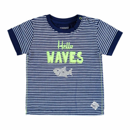 STACCATO Boys T-Shirt pasek indygo