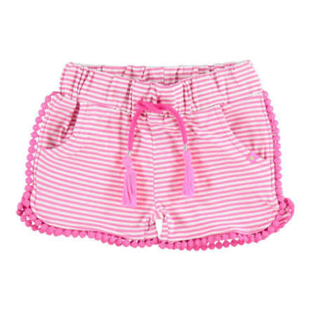 STACCATO Girls Short flamingo Streifen