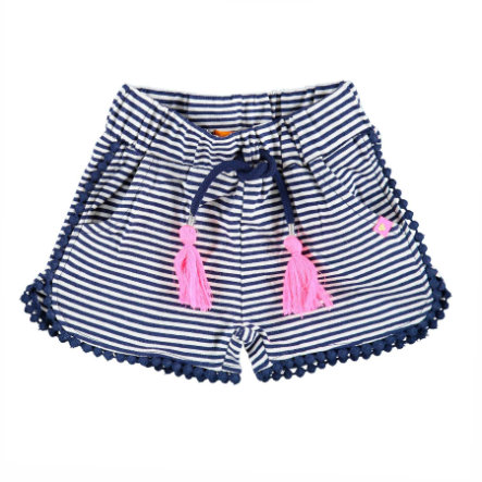STACCATO Girls Short deep sea Streifen