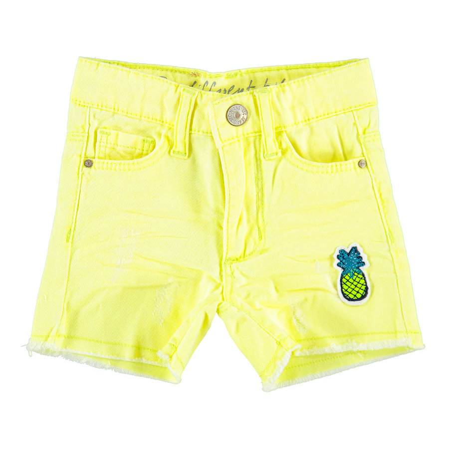 STACCATO Gilrs Short neon gelb