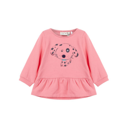 name it Girls Sweatshirt Nessie blubblegum