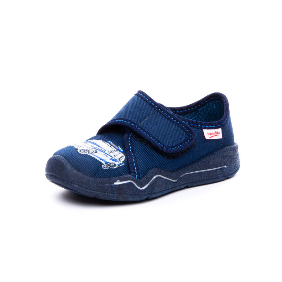 superfit Slipper Benny blauw (medium)