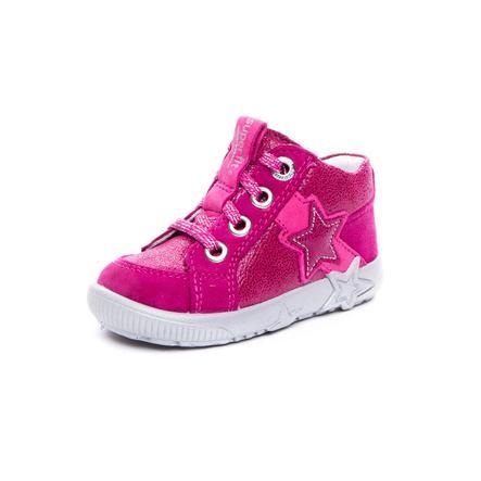 superfit Girls Półbuty Starlight red/rose (średnie)