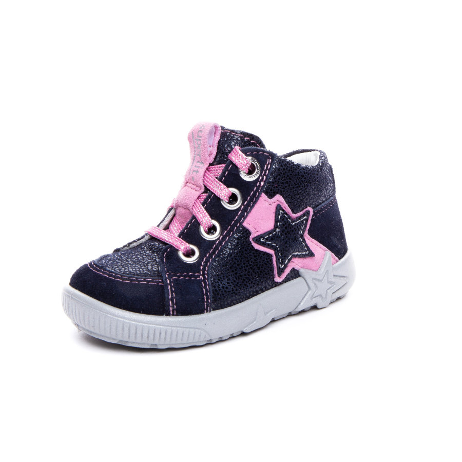 superfit Girls Halbschuh Starlight blau/rosa (mittel)