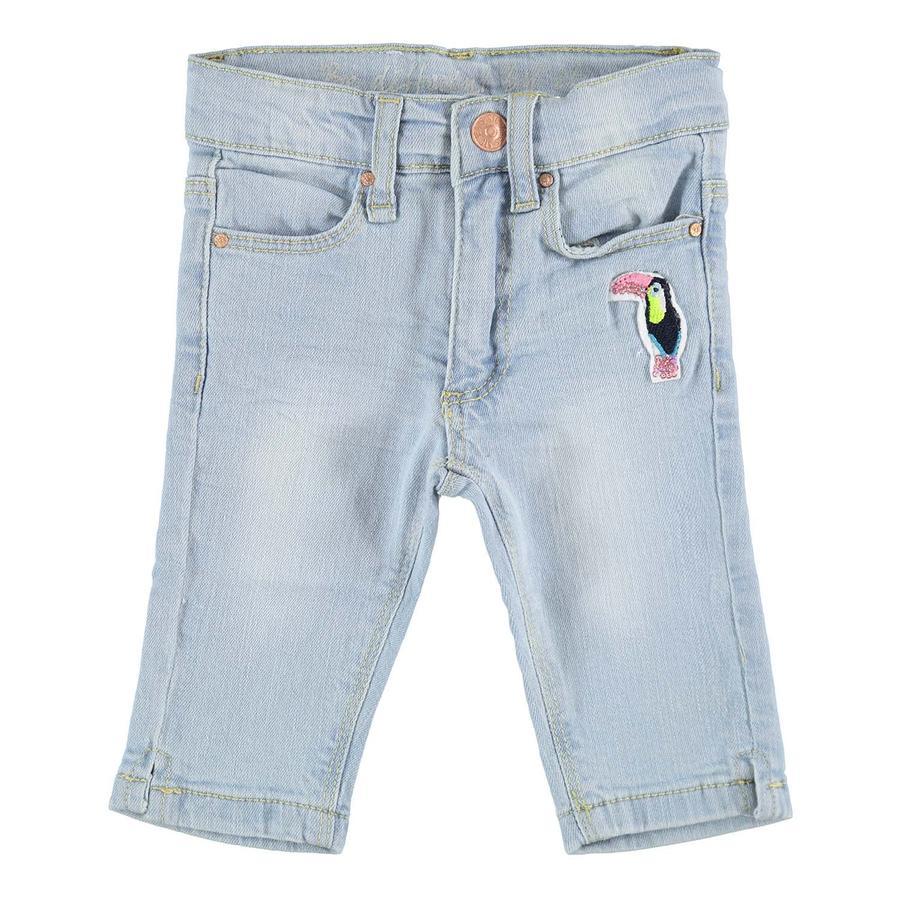 STACCATO Gilrs Skinny Capri-Jeans bleu clair