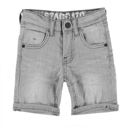 STACCATO Boys Jeansbermuda light grey