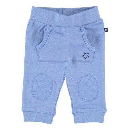 STACCATO Boys Spodnie niebieskie melanże