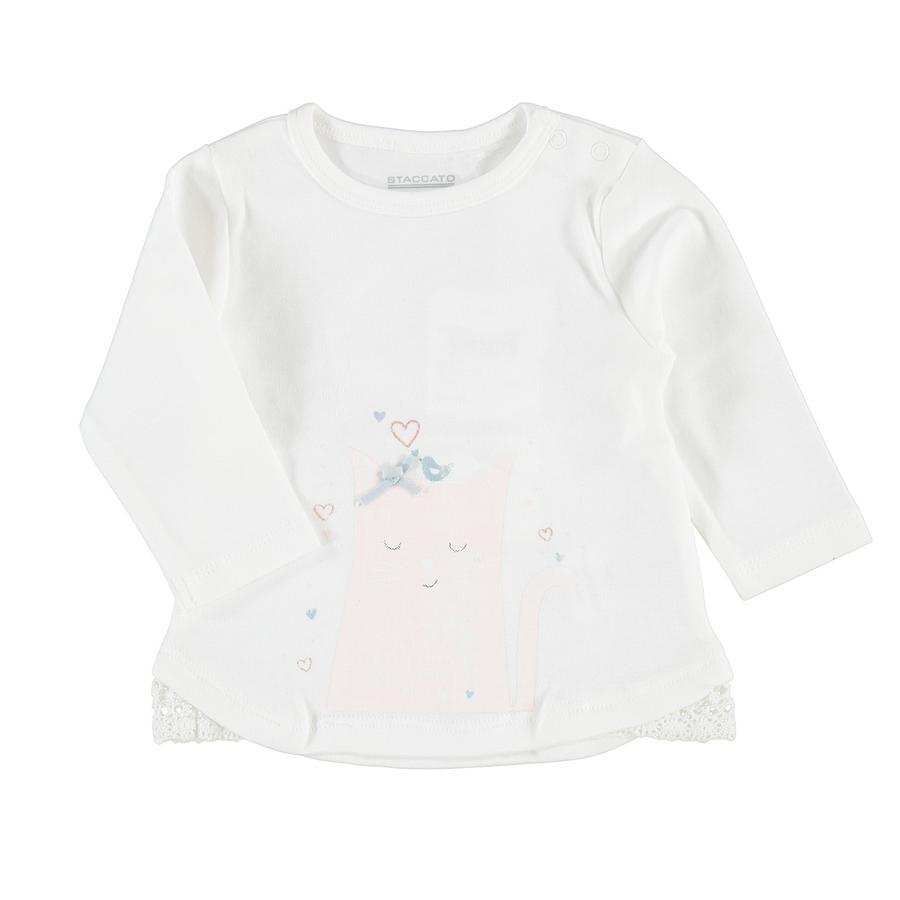 STACCATO Girl tunica s bianco sporco