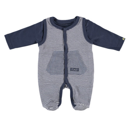 STACCATO Boys Rompler Set soft marine
