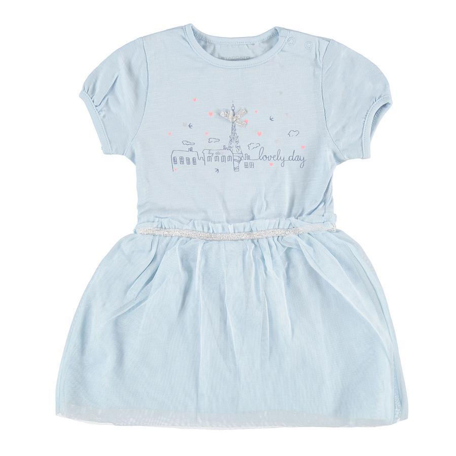 STACCATO Girls Kleid pastel blau