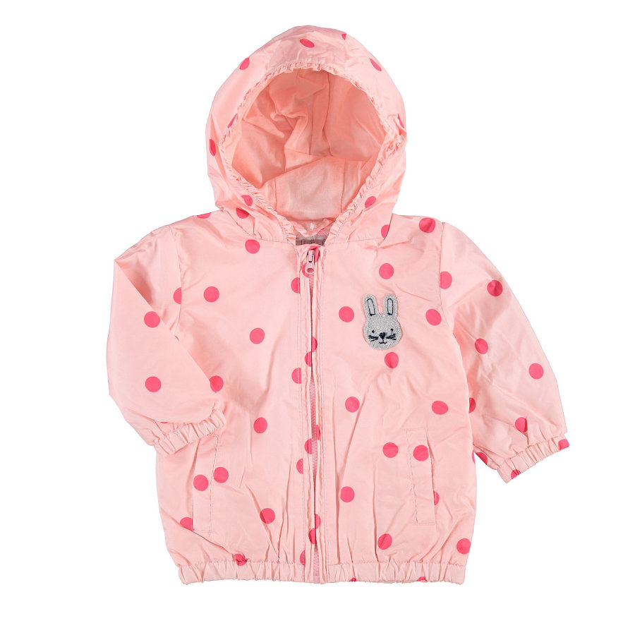 STACCATO Girls Jacke Punkte blush