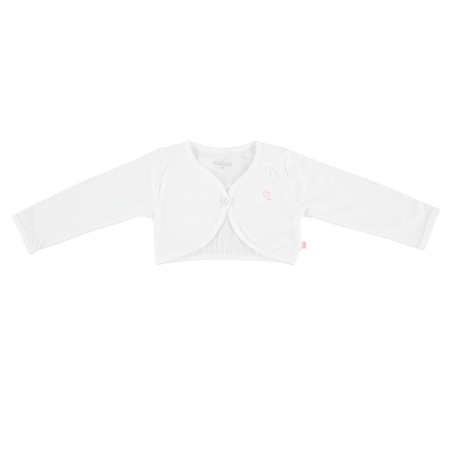 STACCATO Girls Bolero soft white