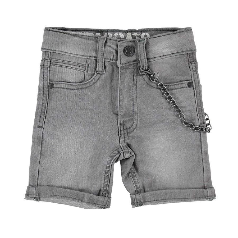 STACCATO Boys Skinny Jeans-Bermuda grey