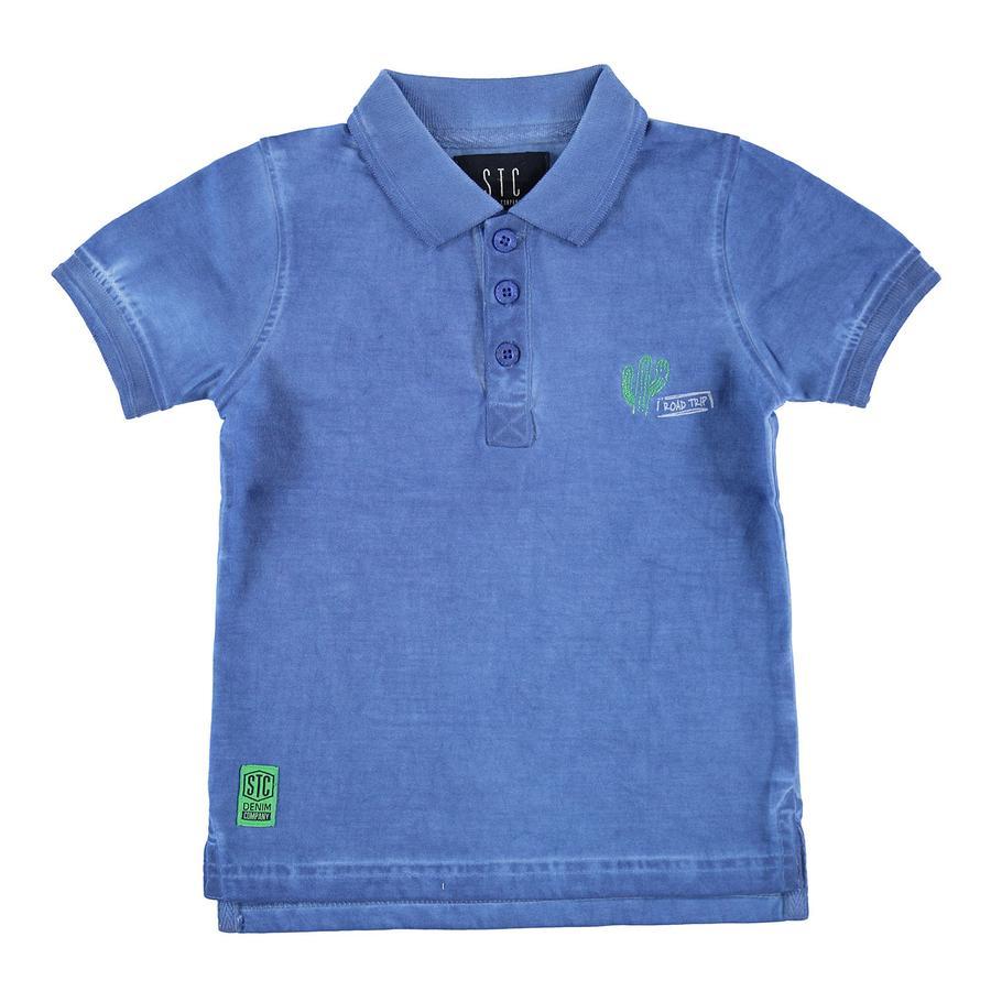 STACCATO Boys Poloshirt ozean blau