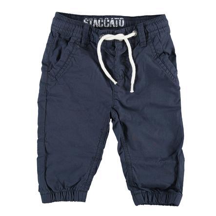 STACCATO Boys Spodnie w kolorze ciemnoniebieskim.