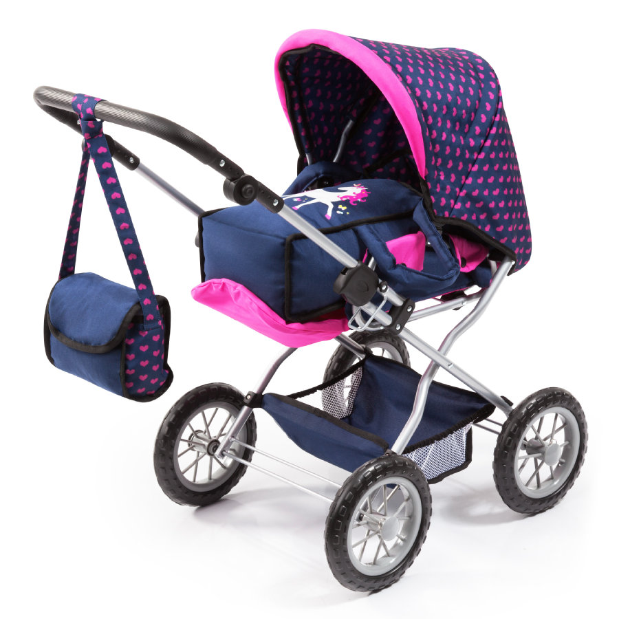 bayer Design Kombi-Puppenwagen Grande, Set