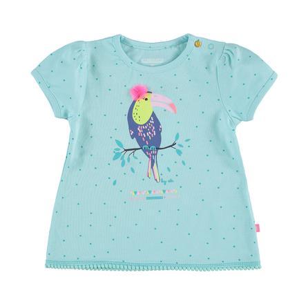 STACCATO Girl s T-Shirt aqua patterned (Wzór wodny)