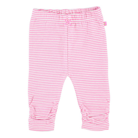 STACCATO Girls 7/8 Legging flamingo Streifen