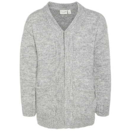 name it Cardigan Nmvofia grey melange