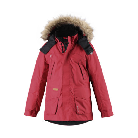 reima Tec down jacket Serkku Red.