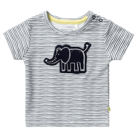 STACCATO Boys T-Shirt rayas blanquecinas