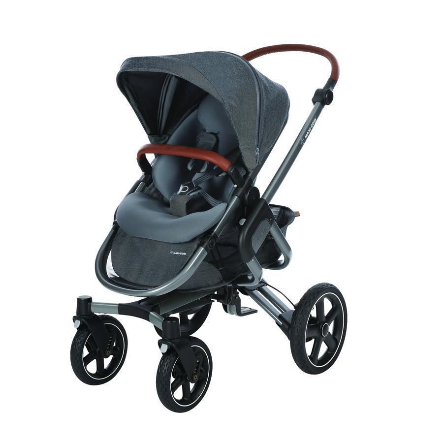 MAXI COSI Kinderwagen Nova 4-Rad Sparkling Grey