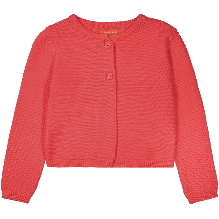 STACCATO Cardigan för flickor röd