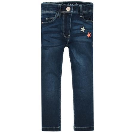 STACCATO Jeans för jeans Skinny mörkblå denim