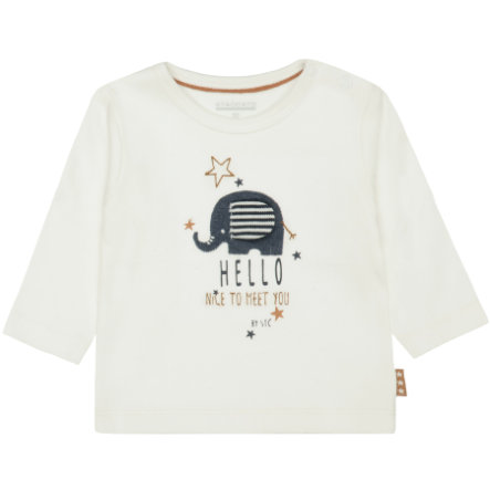 STACCATO Girls Langarmshirt warm white