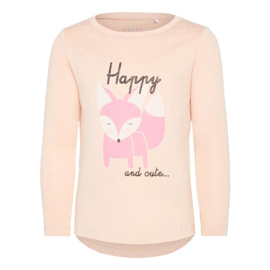 name it Girl s Overhemd met lange mouwen Nmfveense rozenwolk
