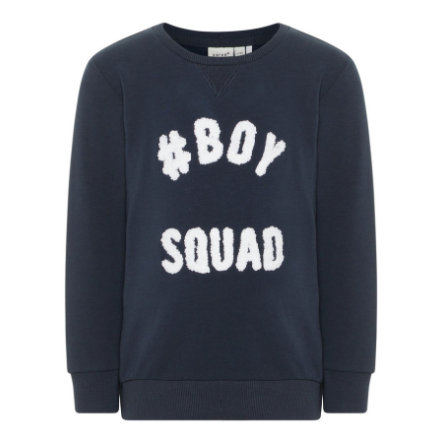 name it Boys Sweatshirt Nanok dark sapphire