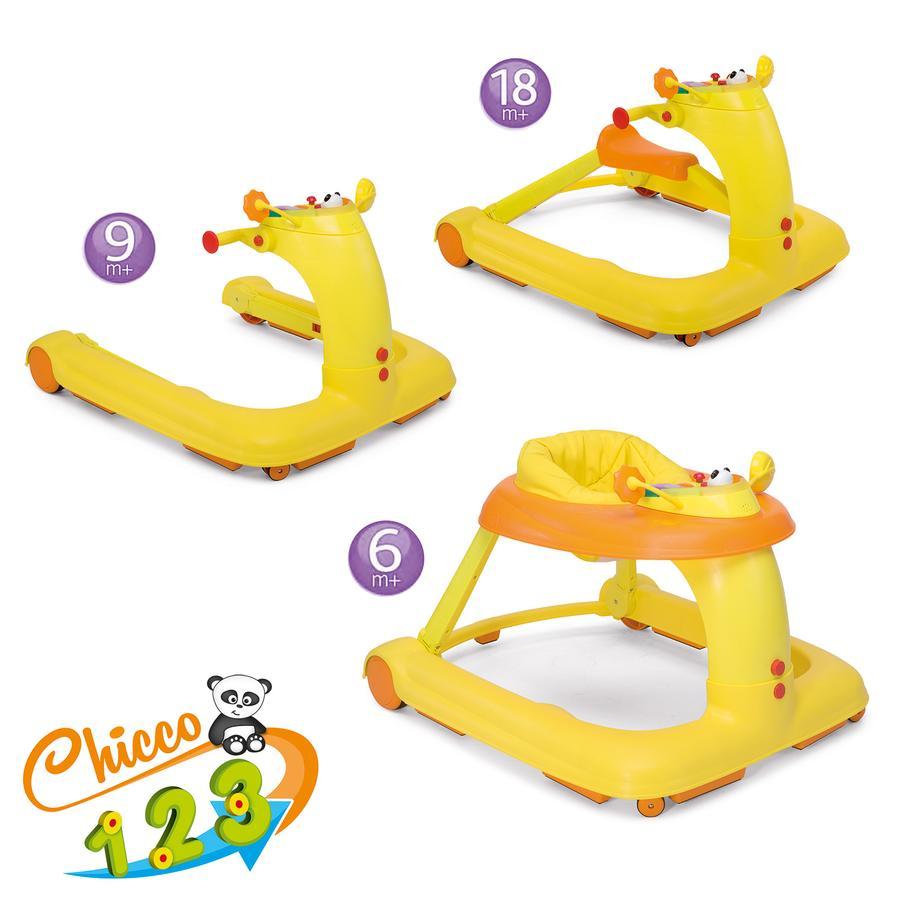 chicco Activity-Center 123 orange Kollektion 2015