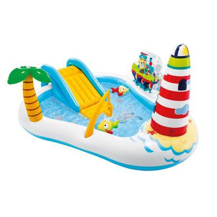 INTEX Piscina/Piscina para niños - Jugar a la center Fishing diversión