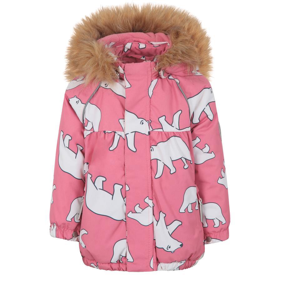 TICKET TO HEAVEN Chaqueta Rebecka con capucha extraíble, rosa