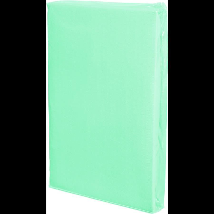 fillikid  sábana bajera de menta 90 x 40 cm