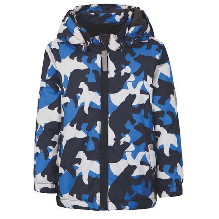 TICKET TO HEAVEN Jacke Klas mit abnehmbarer Kapuze, blau