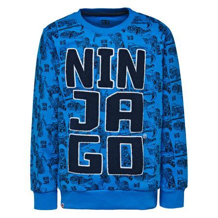 """LEGO wear  Bluza bluza """"Ninjago Blue""""."""
