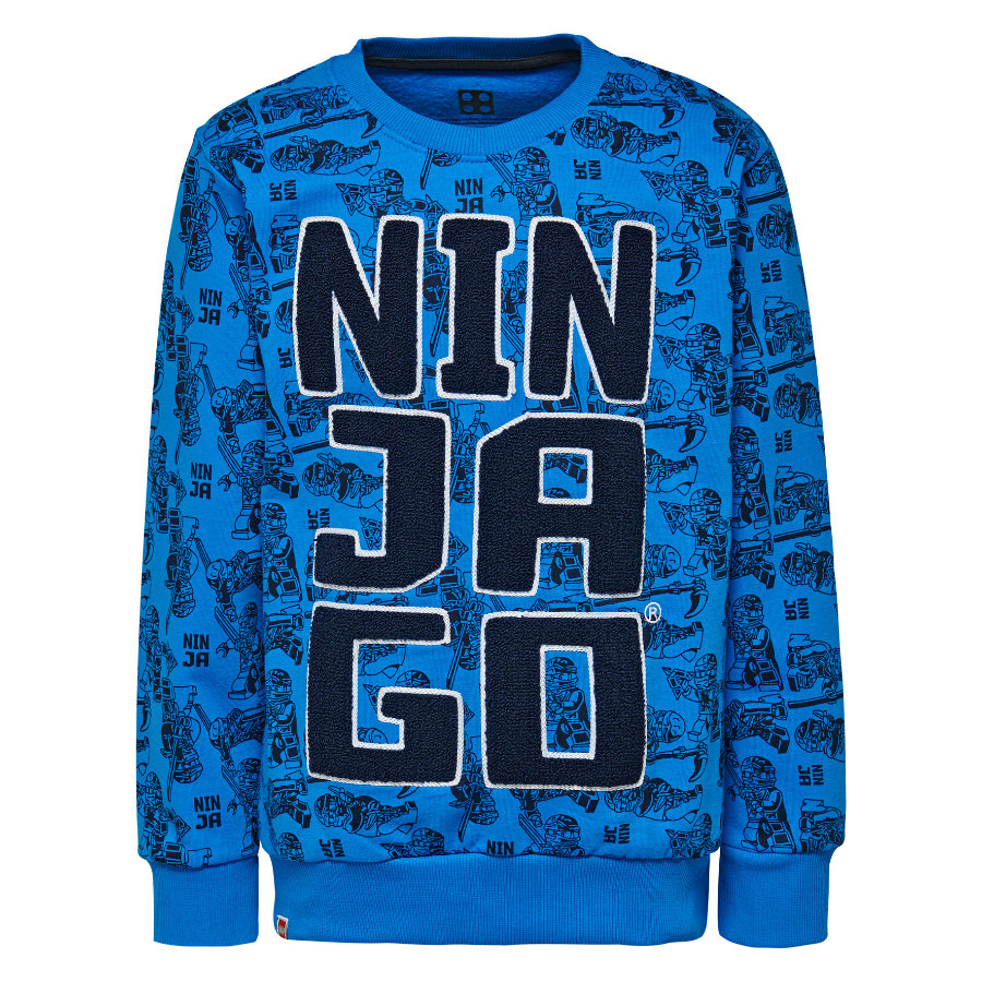 LEGO wear Sweatshirt Ninjago Blue