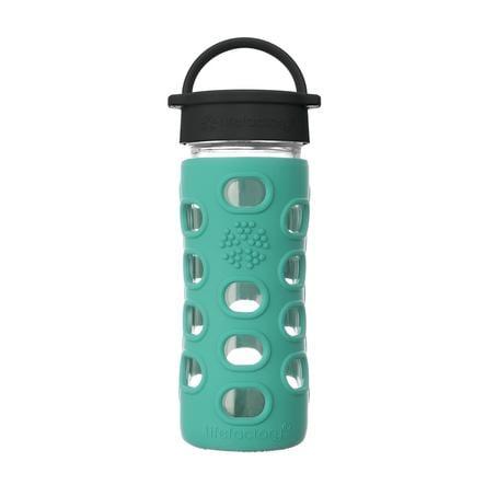lifefactory Flaska Classic Cap kale 350 ml