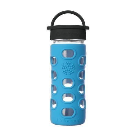 lifefactory Flaska Classic Cap cobalt blue 350 ml