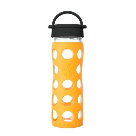 LIFE FACTORY Drikkeflaske Klasse ic Cap marigold 475ml