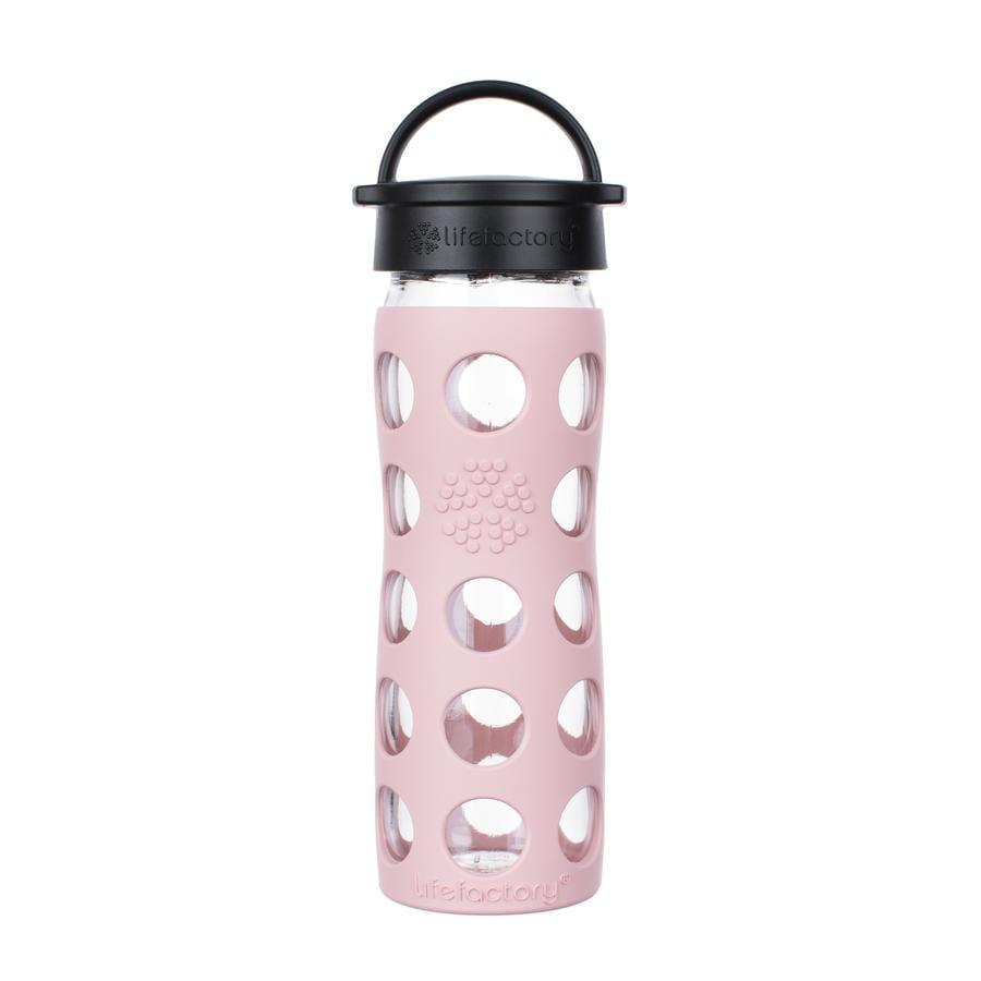 lifefactory Flaska Classic Cap desert rose 475ml